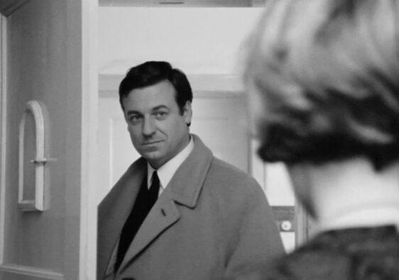 Damals: Hans Dieter Schwarze als Hannes und Ulla Jacobsson als seine Frau Lore. (Foto: Schamoni-Film)